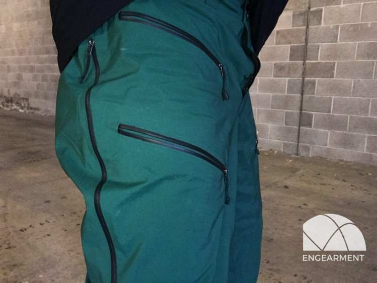 Patagonia Refugitive snow pants