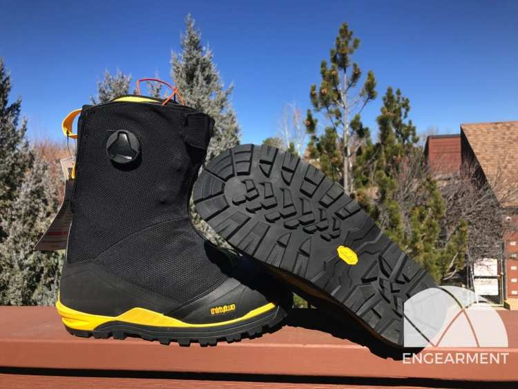 Thirtytwo Updates the Jones MTB Splitboard Boots for 2017