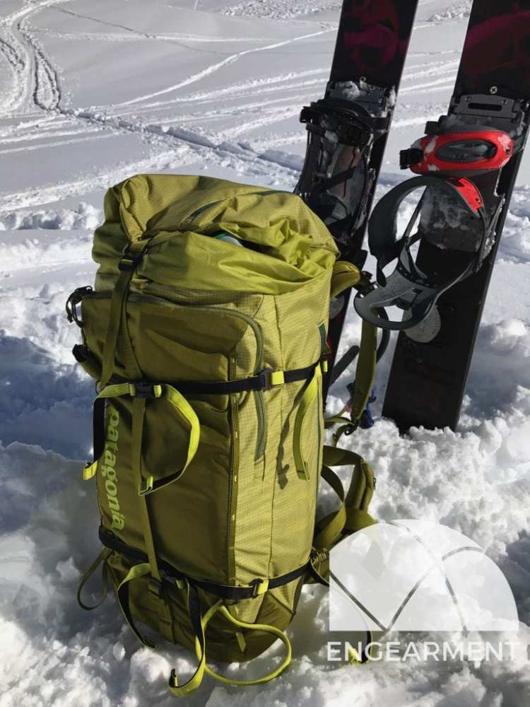 Patagonia Descensionist Pack - The Backcountry Companion You've Waited For 1