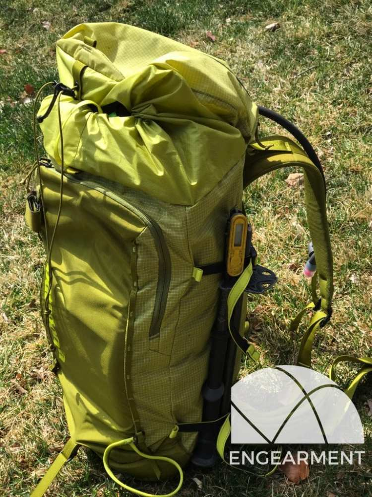 Patagonia Descensionist Pack - The Backcountry Companion You've Waited For