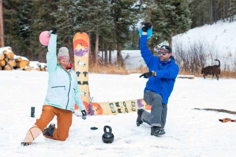 Outdoor Retailer Snow Show Coverage Team 2