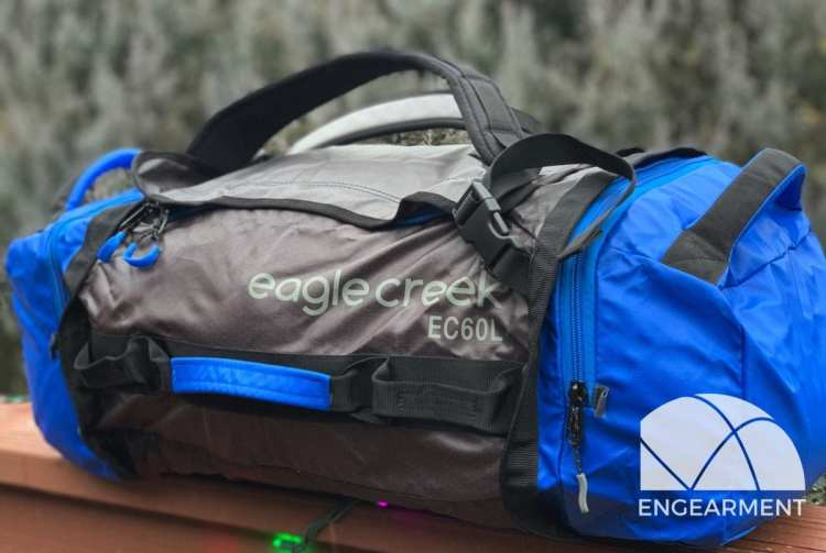 Eagle Creek Cargo Hauler 60L