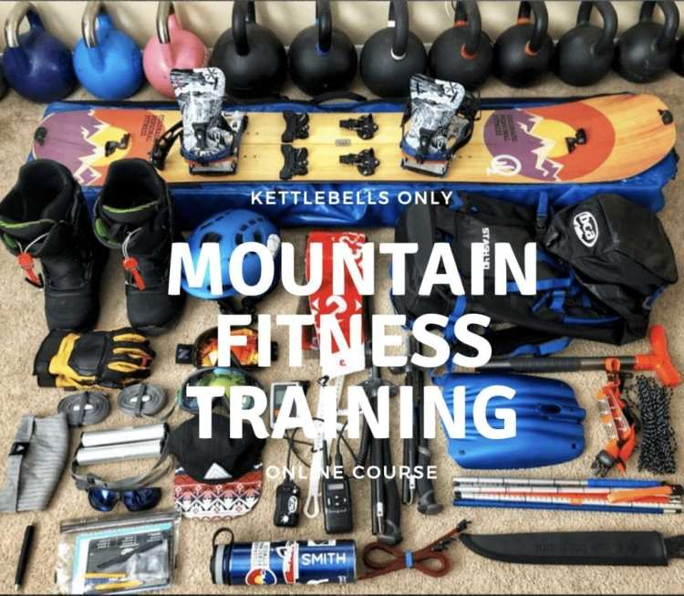 Mountain Fitness Training Kettlebells Online Course