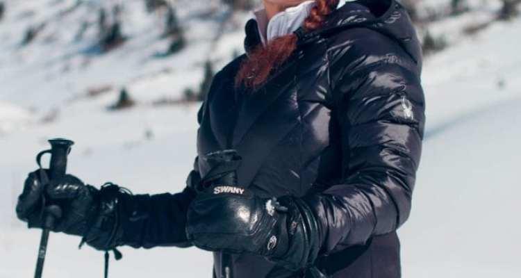 Spyder Syrround Hybrid jacket