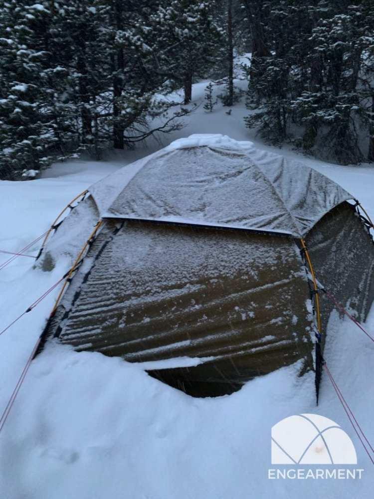 Hilleberg Allak 3 Tent