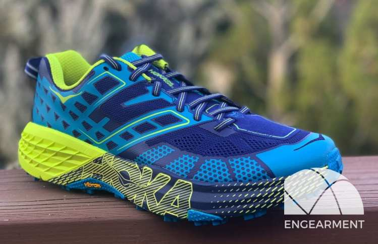 Hoka One One Speedgoat 2 Running Shoe_001