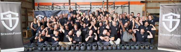 StrongFirst SFG 2017 with Brett Jones
