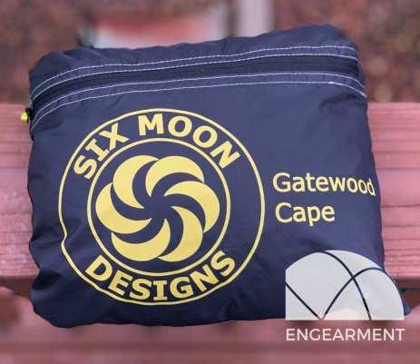 Six Moons Designs Gatewood Cape