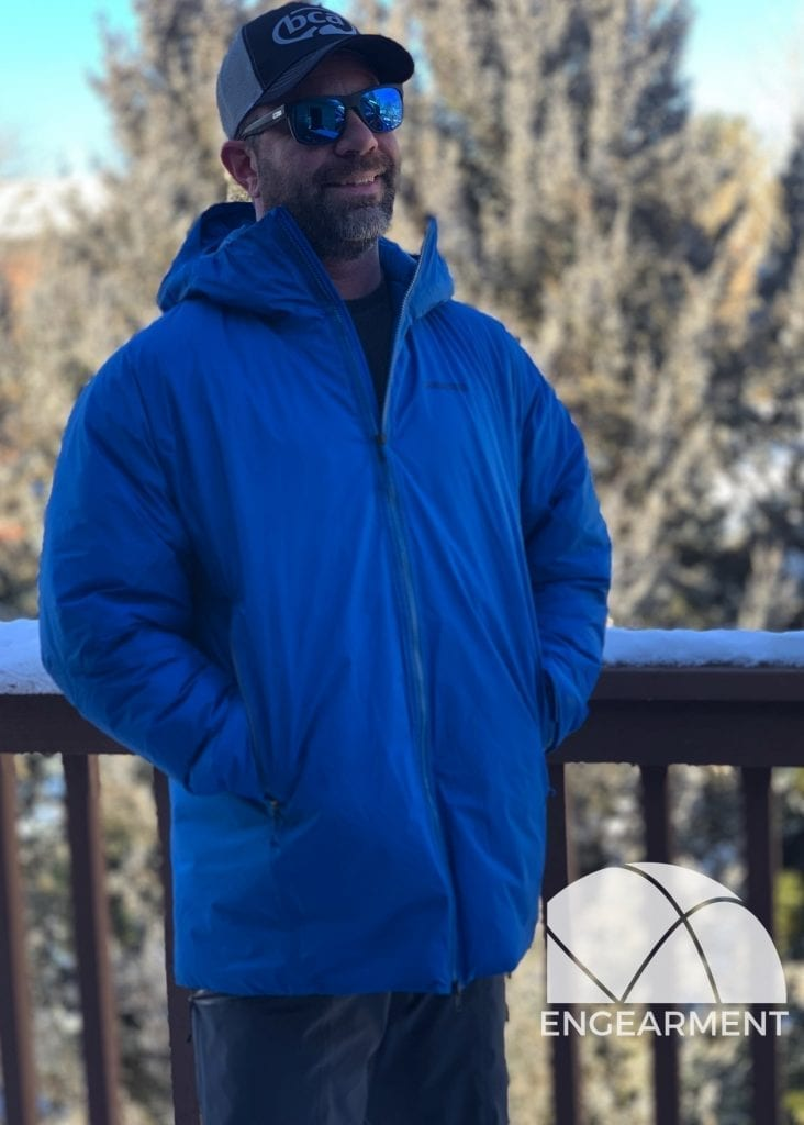 Patagonia Micro Puff Storm Jacket Engearment