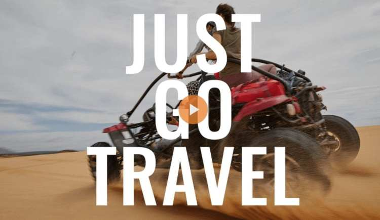 just go travel