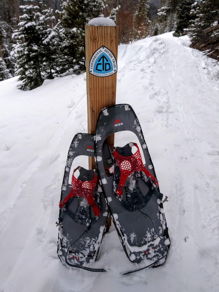Winter 2019/20 MSR Lightning Ascent snowshoes with Paragon Bindings (MSRP $319.95)
