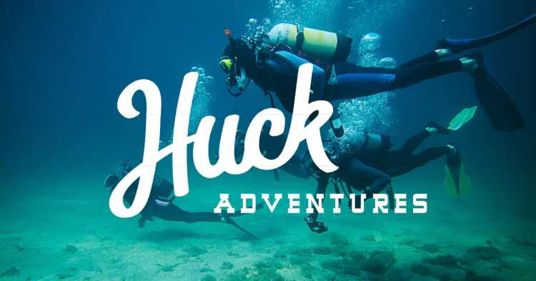 Huck Adventures_underwater