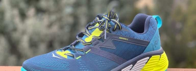 Hoka One One Gaviota 2 - Updated Stability and Breathability 1