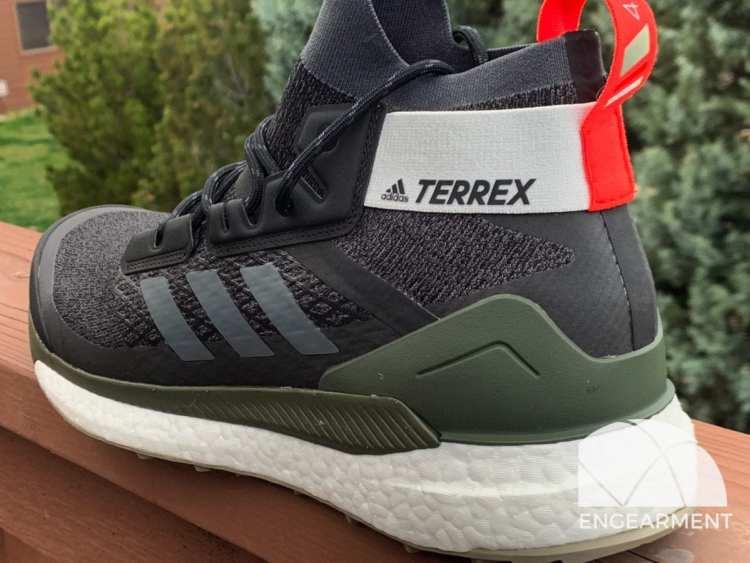 Adidas Terrex Free Hiker boost
