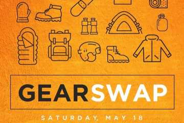This Weekend's Front Range Gear Swaps 2
