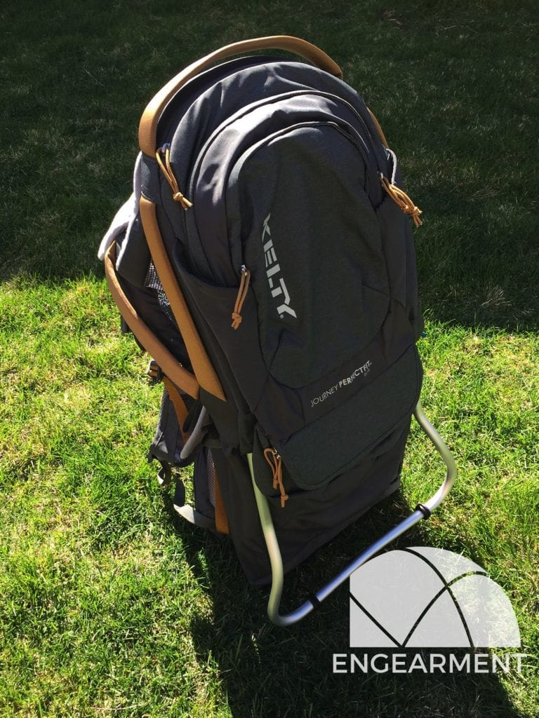 Kelty Journey Perfectfit Elite Backpack First Impressions 5