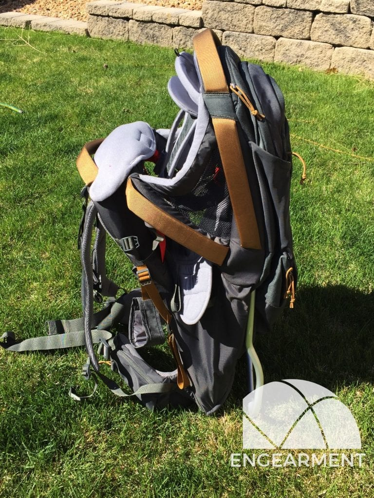 Kelty Journey Perfectfit Elite Backpack without kid