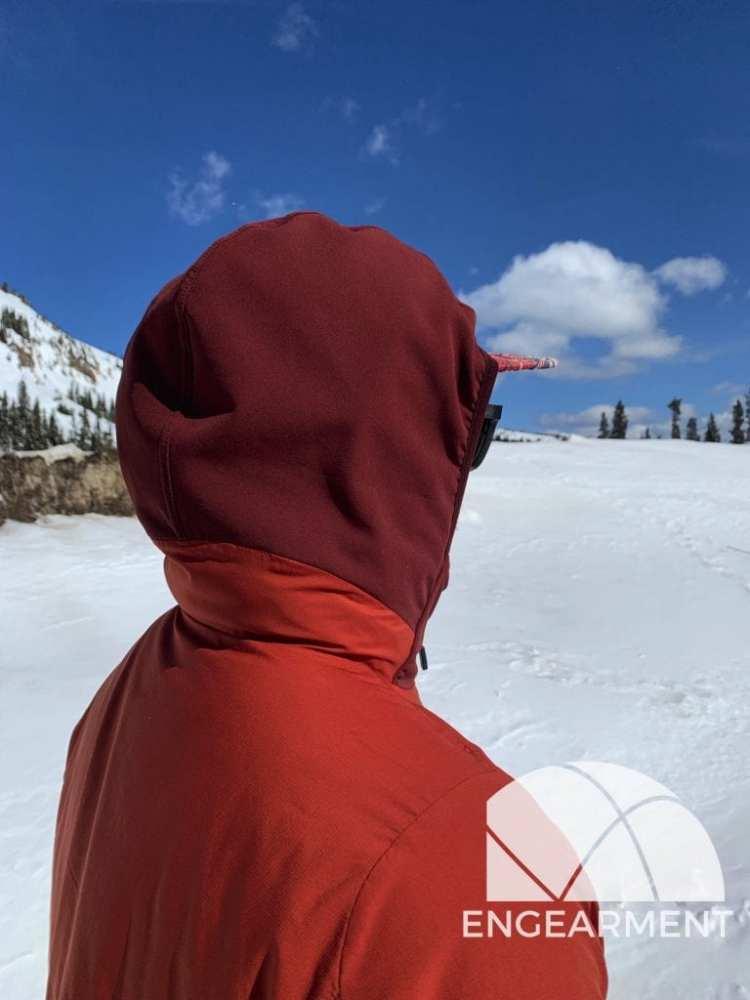Mountain Hardwear Kor Strata hood