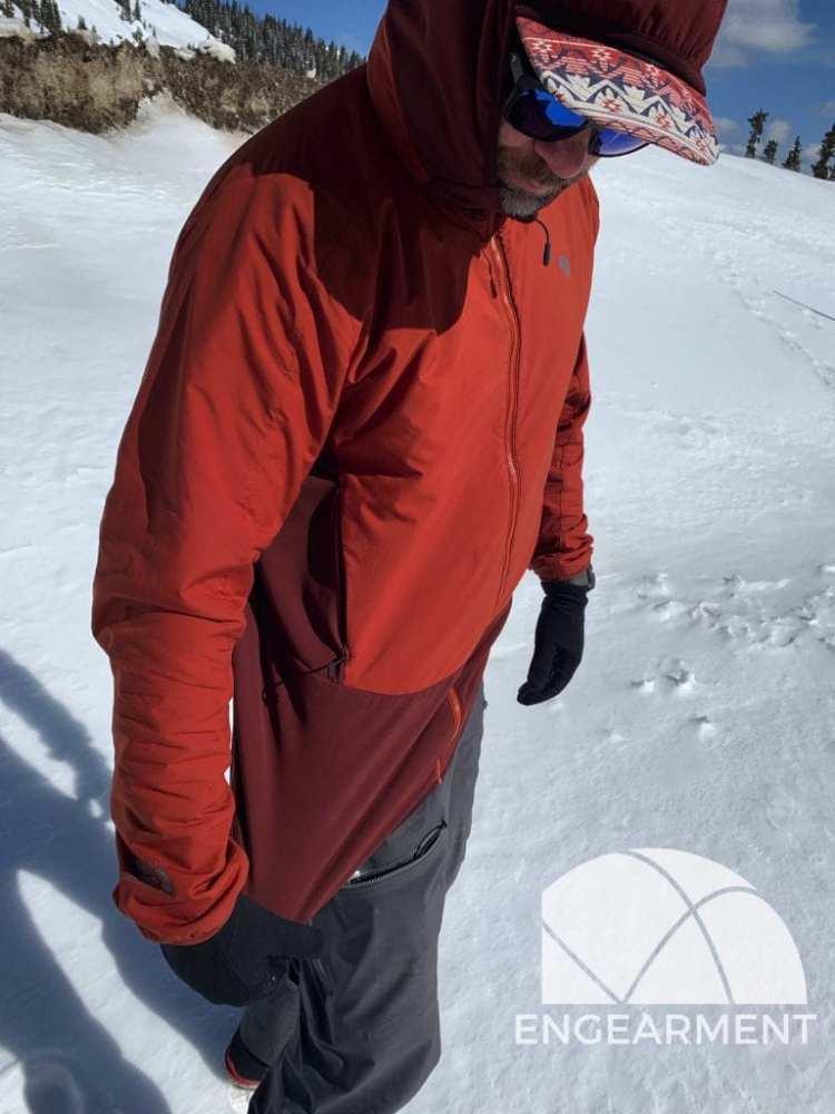 Mountain Hardwear Kor Strata stretch