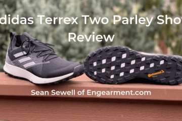 Adidas Terrex Two Parley Shoe - Recycled Shock Shoe Review 2