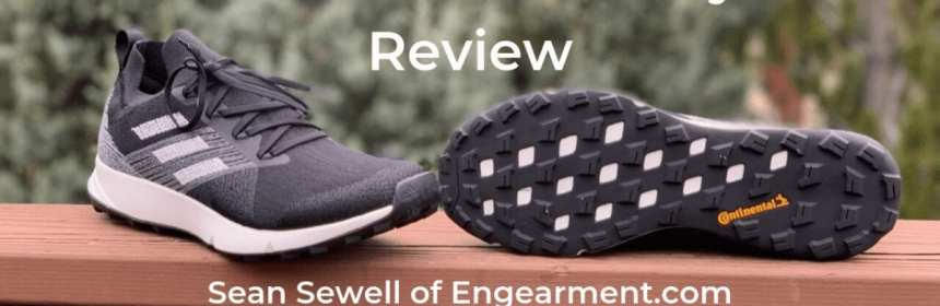 Adidas Terrex Two Parley Shoe - Recycled Shock Shoe Review 1