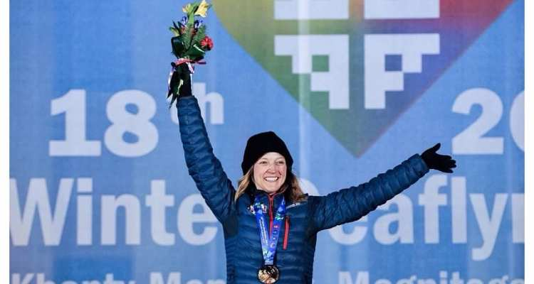 Breckenridge Deaflympian Seeks to Defend Her Medals in Italy 1