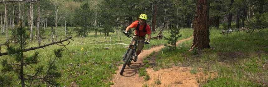 Kitsbow shorts. Mountain biking on pikes peak 27 miles.