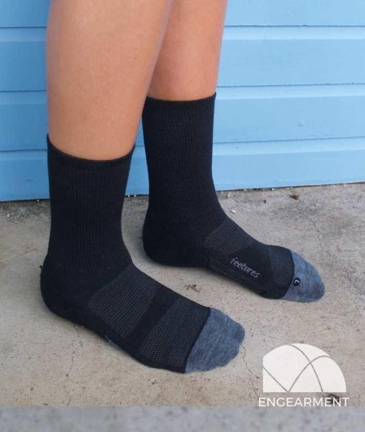 Feetures Merino 10 crew