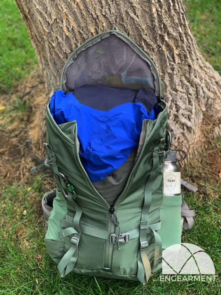 Mystery Ranch Scree Backpack Engearment.com_open