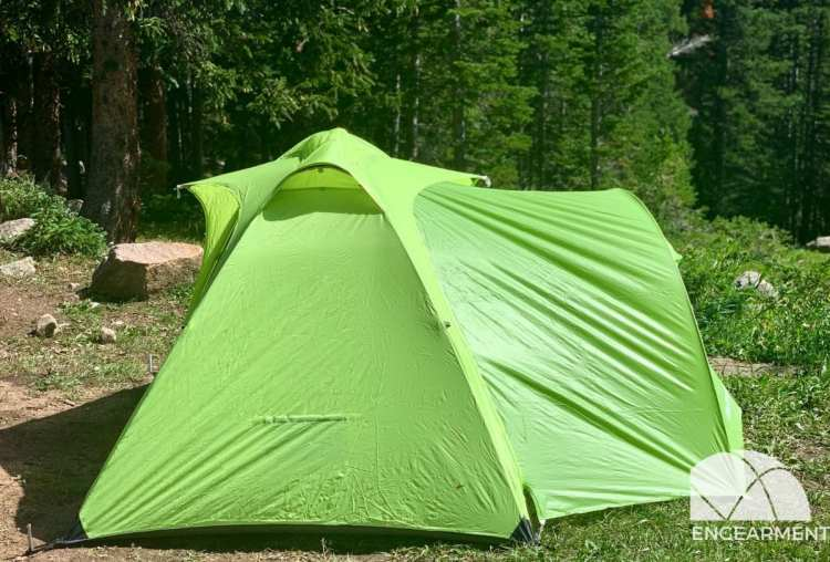 New Black Diamond Hilight Tent Review Engearment.com 4 season build