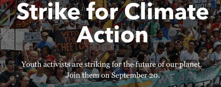 Patagonia's Climate Strike