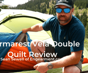 Thermarest Vela Double Quilt Review