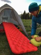 Big Agnes Insulated AXL Pad Engearment