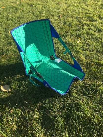 Crazy Creek HEX 2.0 camp chair