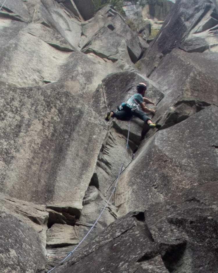 Backcountry Rock Climbing Gear Guide