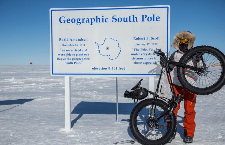 Eric Larsen the Polar Explorer - A Life of Adventure - Engearment Podcast 3