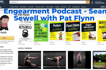 Engearment Podcast - Sean Sewell with Pat Flynn