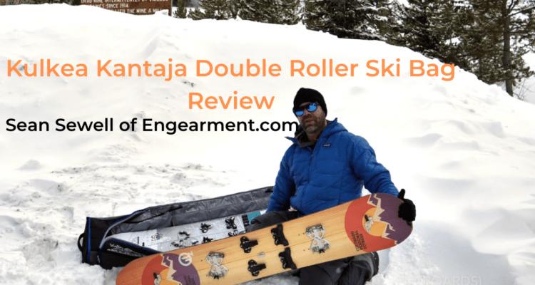 Kulkea Kantaja Double Roller Ski Bag Review
