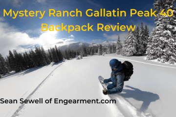 Mystery Ranch Gallatin Peak 40 Backpack
