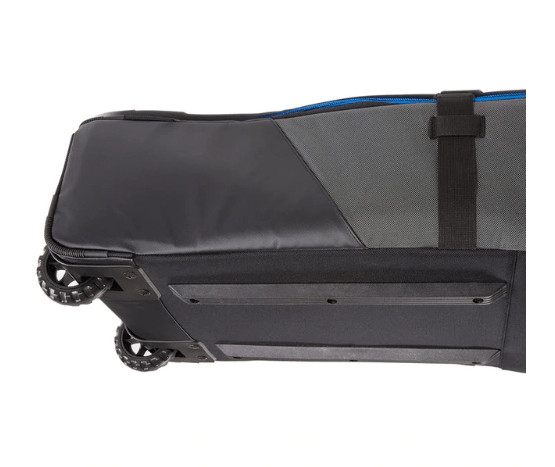 Kulkea Kantaja Double Roller Ski Bag review Engearment