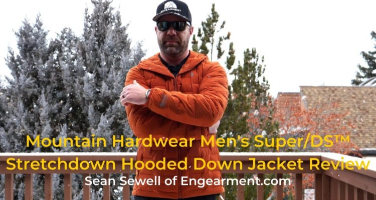 Mountain Hardwear Men's Super/DS™ Stretchdown Hooded Down Jacket Review