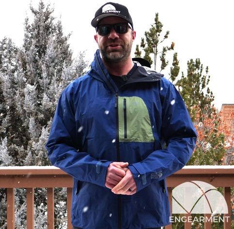 Mountain Hardwear Exposure 2 Goretex Paclite Plus Jacket and Pant