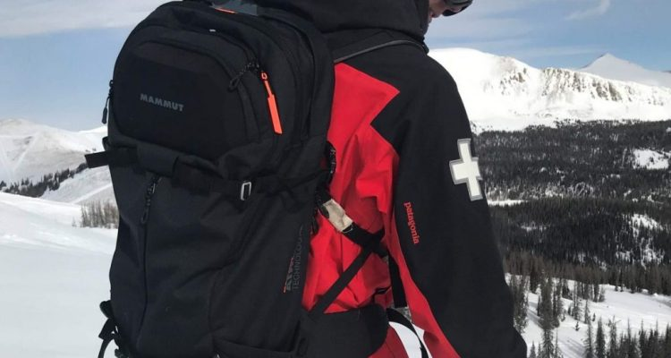 Mammut Pro X Removable Airbag 3.0