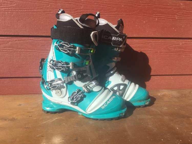 Scarpa Womens TX Pro Telemark NTN Boots
