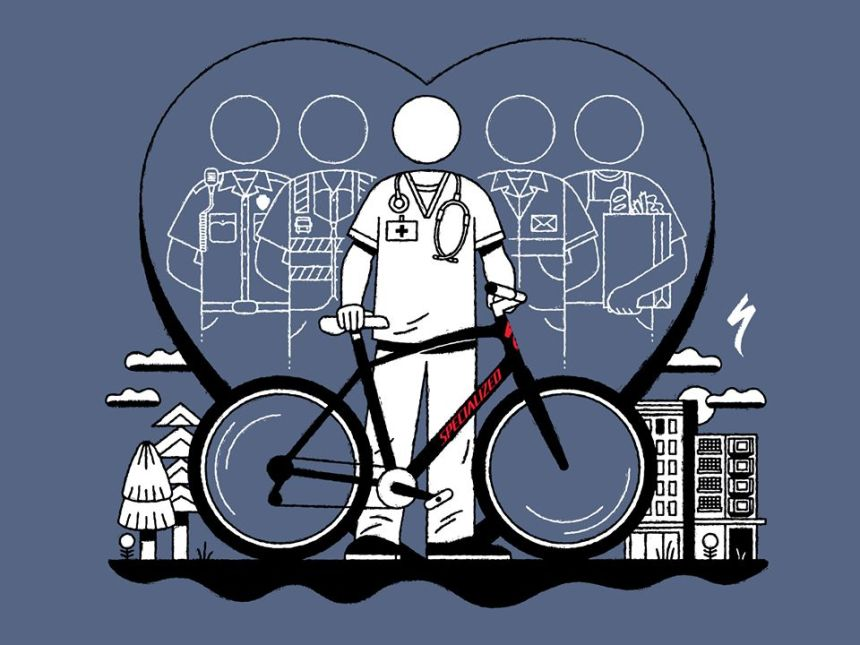 Specialized Essential Rides for Essential Workers