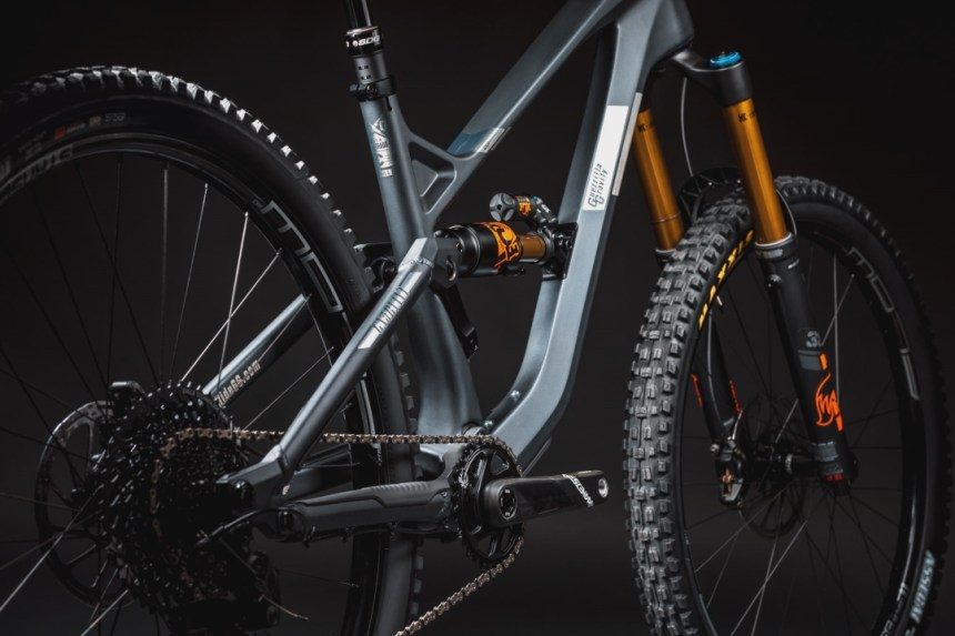 Guerrilla Gravity releases Gnarvana, the trail bike that knows no limits 3