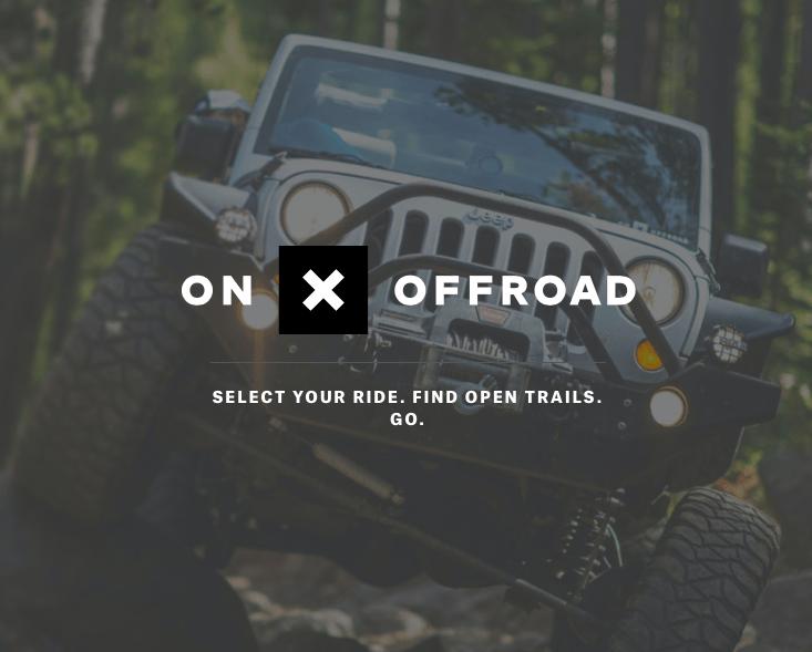 onX Off-Road app