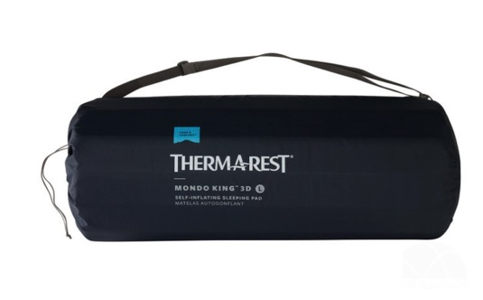 Thermarest MondoKing 3D Sleeping Pad - Super Comfortable 2