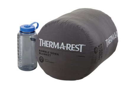 Thermarest Ramble Down Blanket  - Very Useful and Comfortable  1