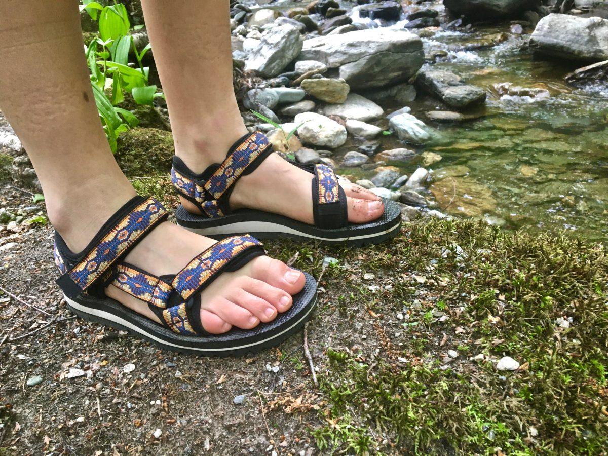 Teva Universal Trail Sandal - Built for